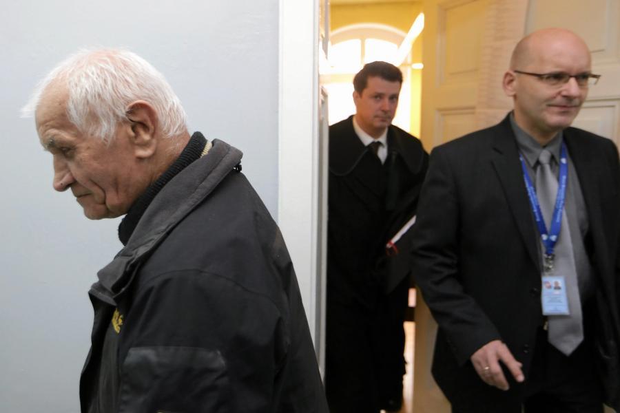 Feliks Meszka po 11 latach opuszcza Szpital dla Psychicznie i Nerwowo Chorych w Rybniku