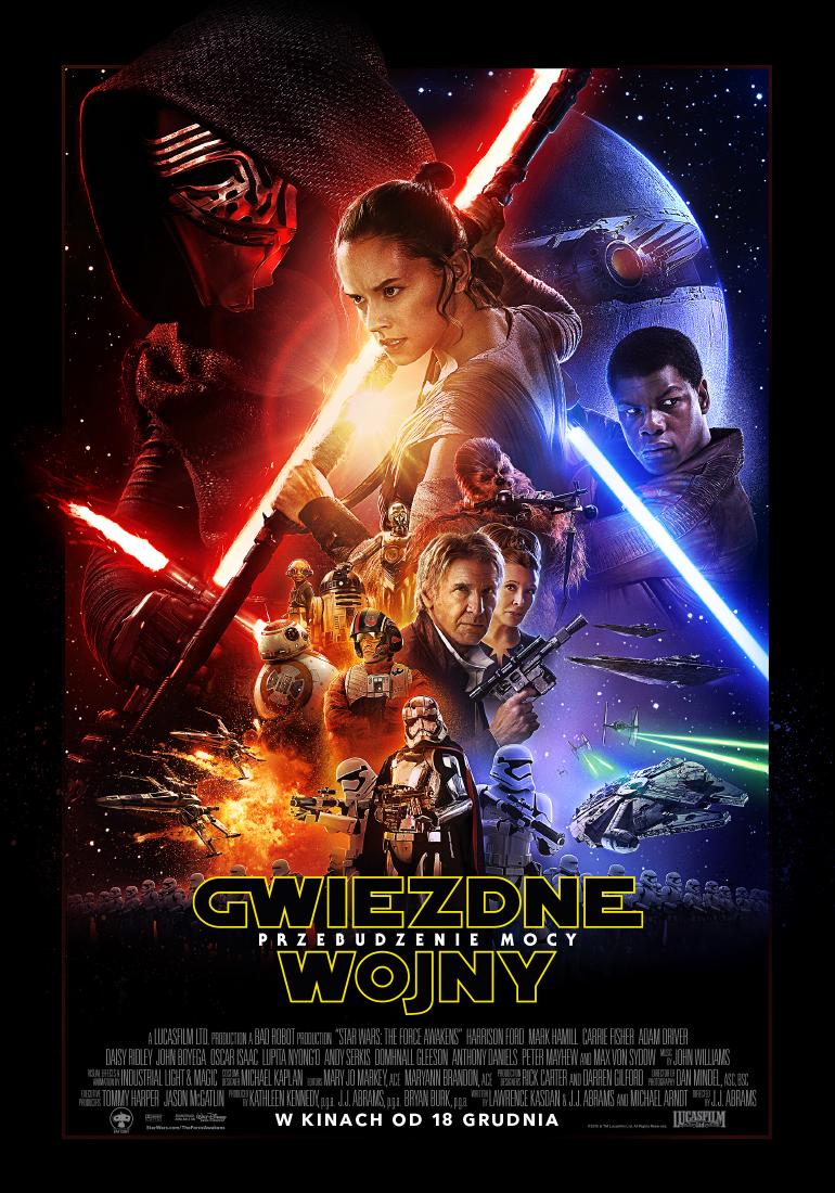 """""""Gwiezdne wojny: Przebudzenie mocy w kinach od 18 grudnia"""