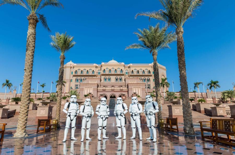 Szturmowcy opanowali Abu Dhabi