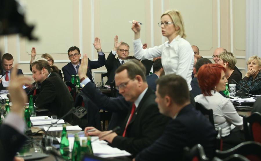 Komisja ustawodawcza