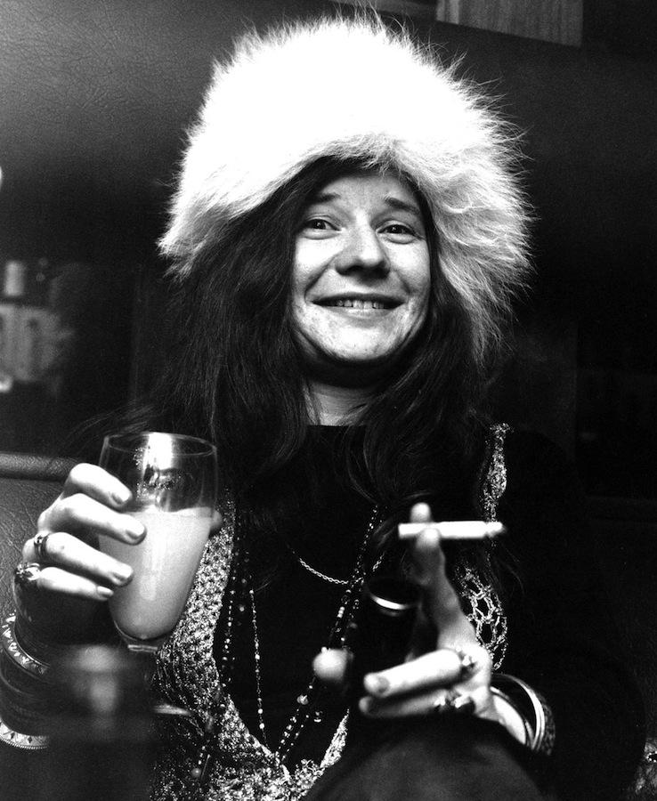 Janis Joplin (1943 – 1970)