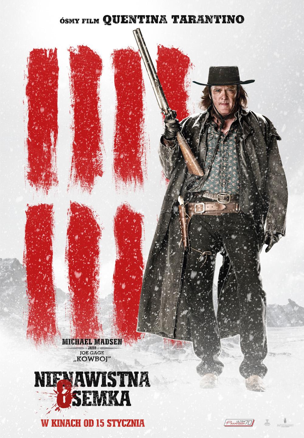 Michael Madsen jako Joe Gage