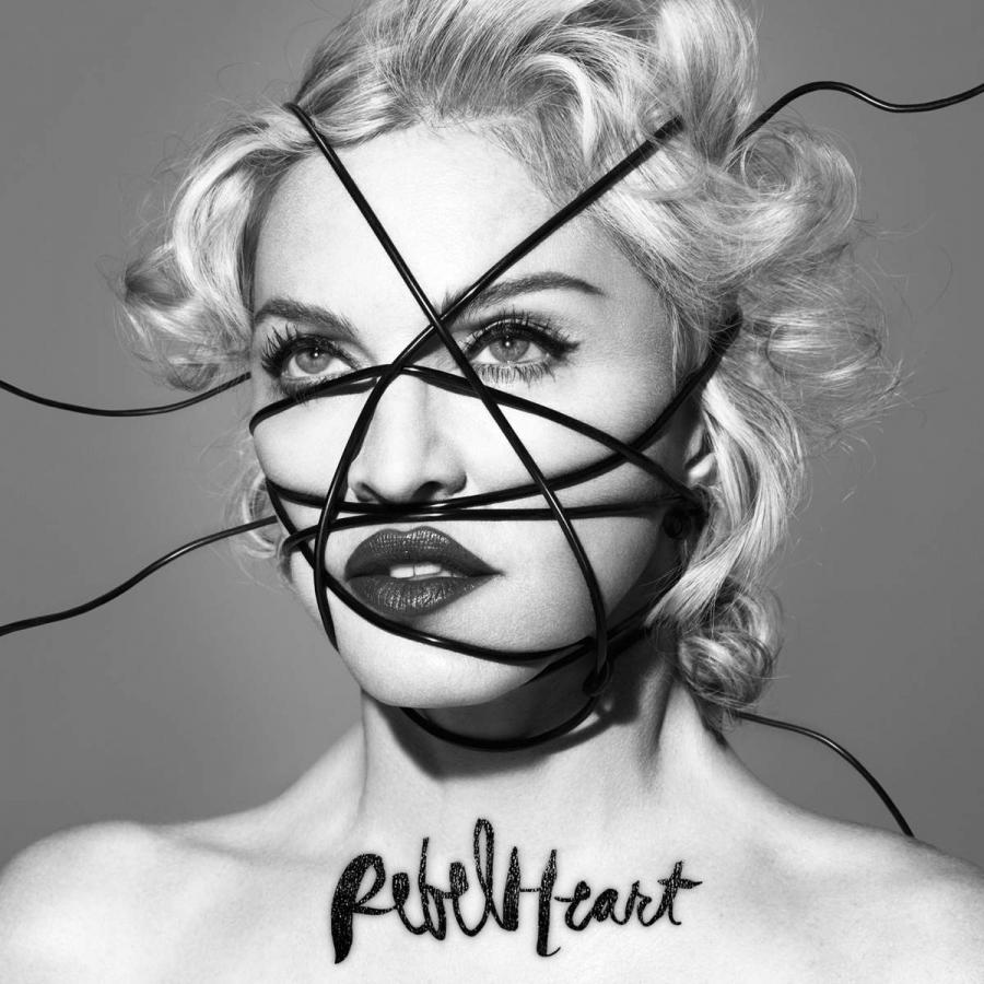 "2. Madonna – ""Rebel Heart"""