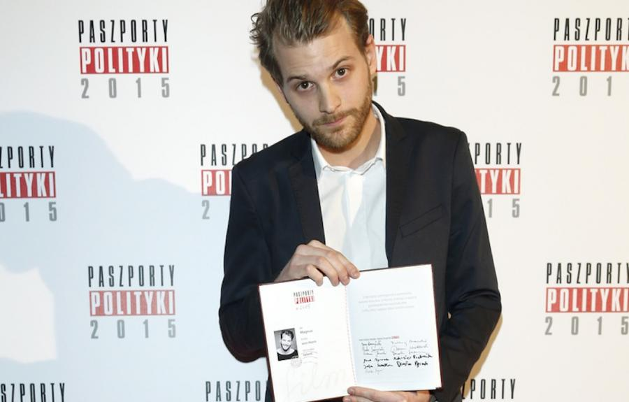 Laureat Paszportu Polityki Magnus von Horn