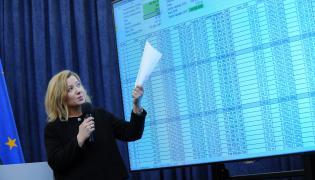 Konferencja prasowa nt. kredytów walutowych
