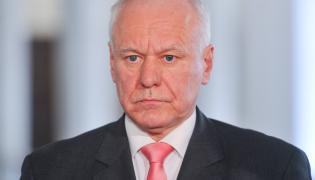 Generał Marek Dukaczewski, były szef WSI