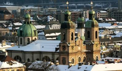 Innsbruck: Nie tylko turniej czterech skoczni