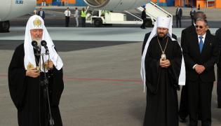 Patriarcha Cyryl na Kubie