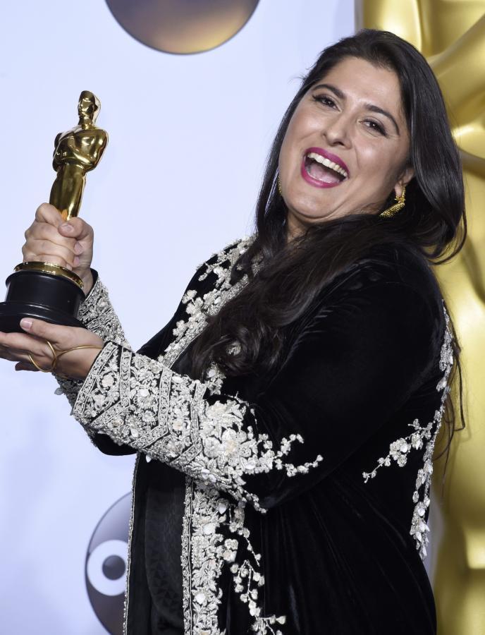 """Oscary 2016 – najlepszy krótkometrażowy film dokumentalny: """"A Girl in the River: The Price of Forgiveness"""", Sharmeen Obaid-Chinoy"""