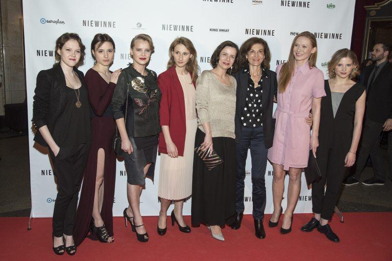 Anne Fontaine i jej fantastyczne aktorki