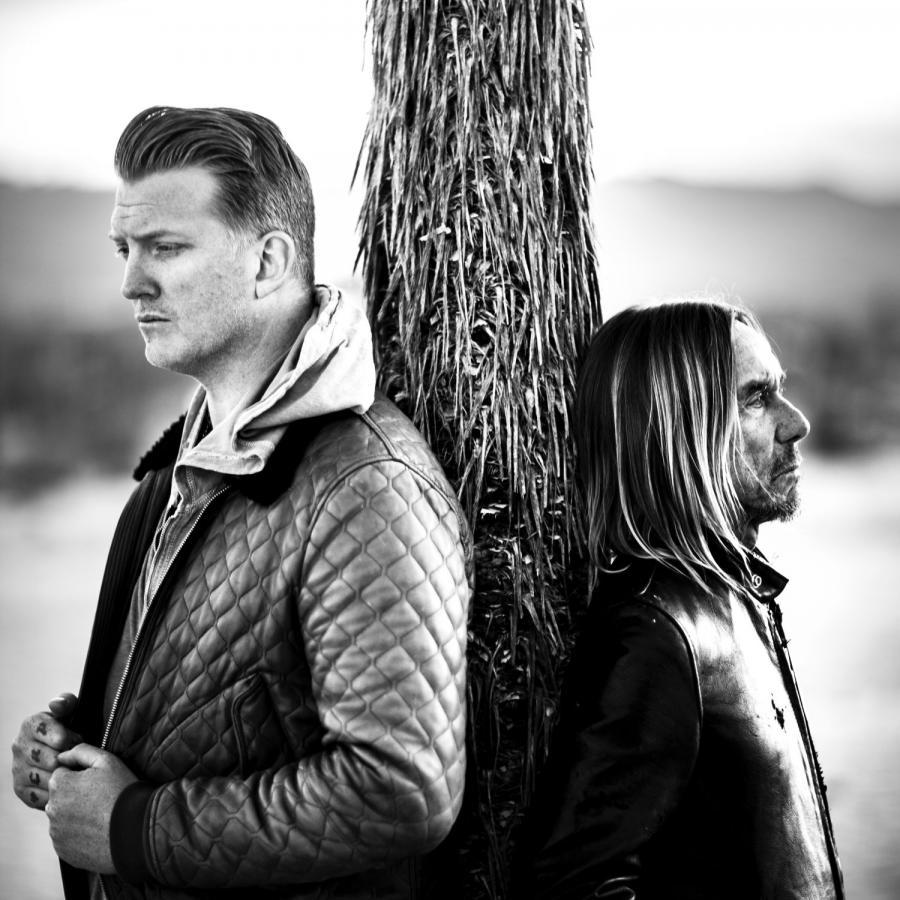 Iggy Pop i Josh Homme nagrali razem świetny album