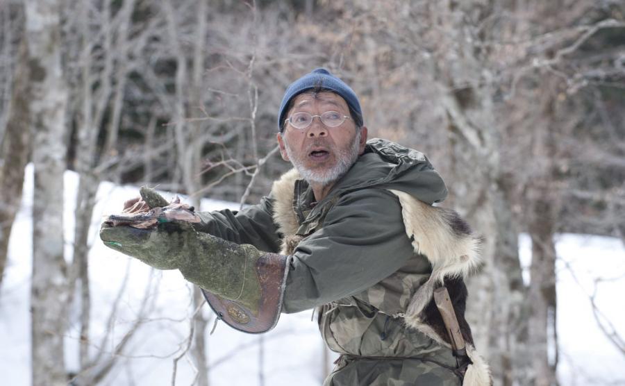 Hidetoshi Matsubara. Ostatni sokolnik w Japonii