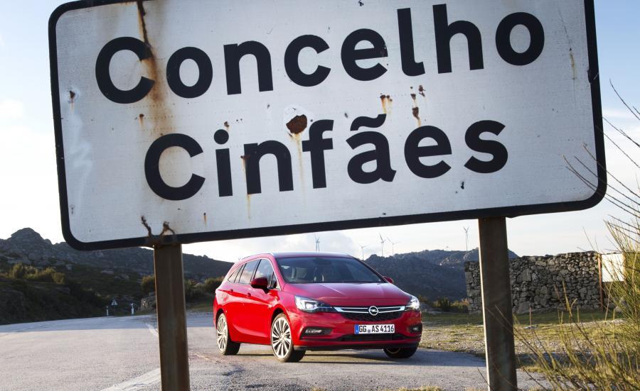 Samochodem do Portugalii?