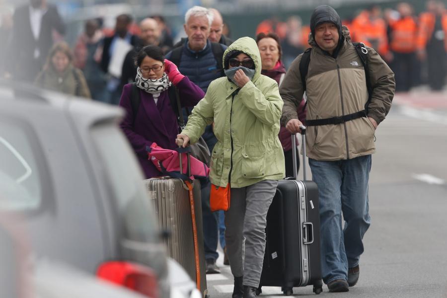 Ewakuacja lotniska