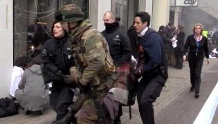 Krwawe zamachy terrorystyczne w Brukseli