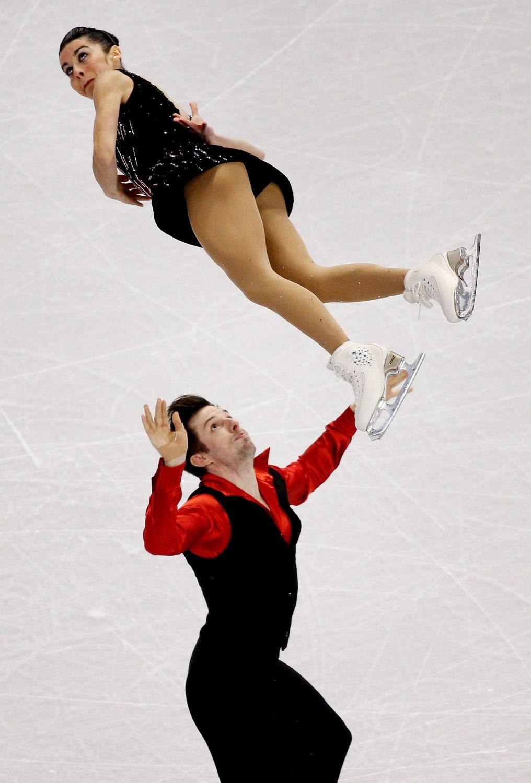 Valentina Marchei i Ondrej Hotarek