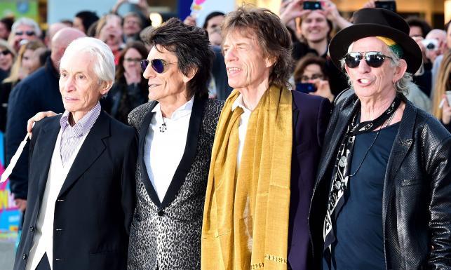 The Rolling Stones na 50-lecie: wystawa w Londynie, nowy album wkrótce [ZDJĘCIA]