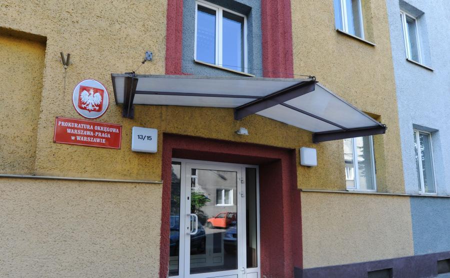 Prokuratura Okręgowa Warszawa-Praga