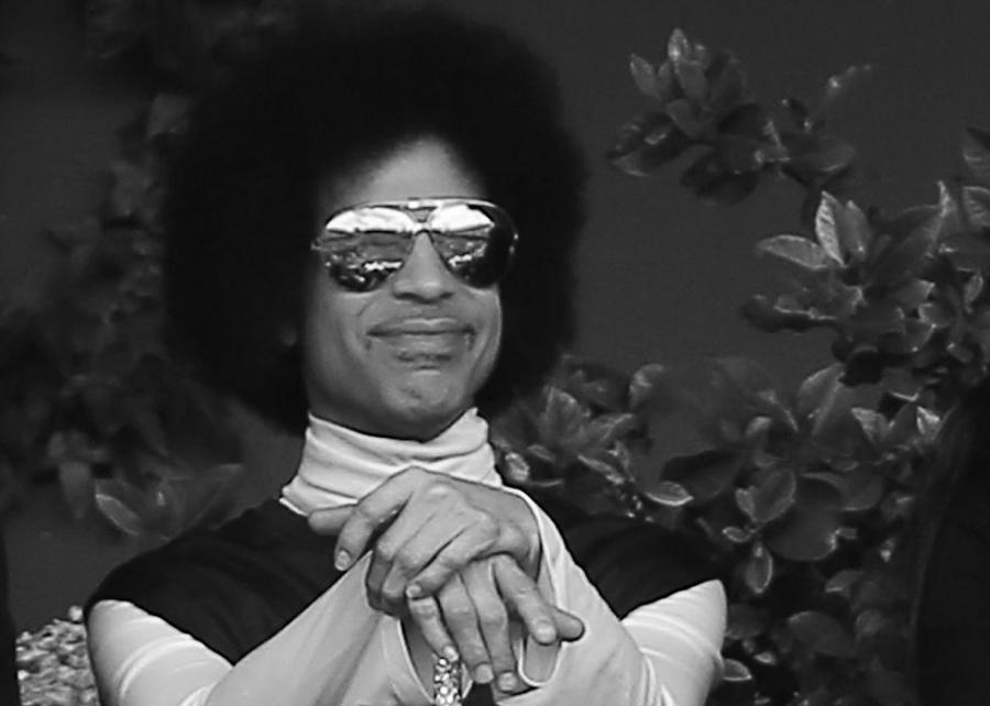 Prince na jednym z ostatnich zdjęć