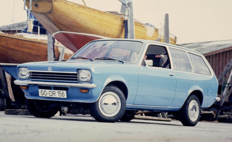 Opel Kadett C Caravan 1973-1979