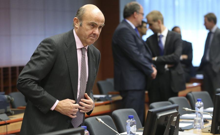 Spotkanie ministrów finansów państw strefy euro