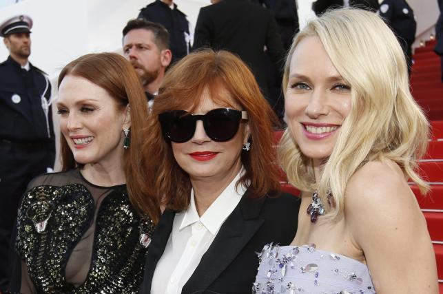Julianne Moore, Susan Sarandon i Naomi Watts na otwarciu festiwalu w Cannes