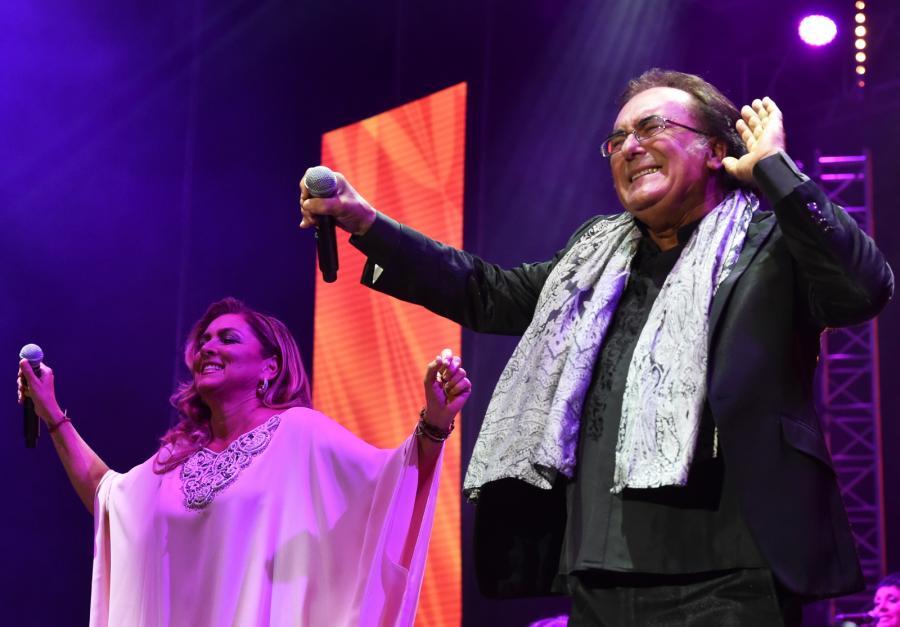 Al Bano i Romina Power na jedynym koncercie w Polsce