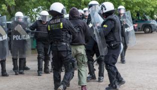 Zamieszki we Wrocławiu