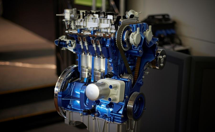 Silnik Forda 1.0 EcoBoost - najlepszego poniżej 1,0 litra w 2016 roku