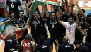 Siatkarze z Iranu zagrają na igrzyskach w Rio de Janeiro