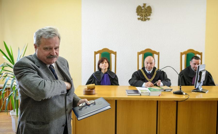 Marek Trela, były prezes stadniny w Janowie Podlaskim