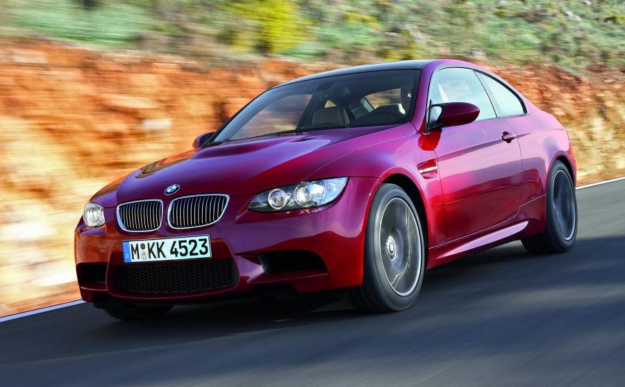 BMW M3 - produkcja od 2007 roku