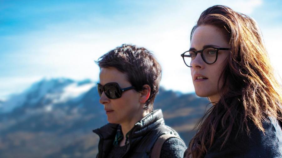 Kristen Stewart mrocznym przedmiotem pożądania Juliette Binoche
