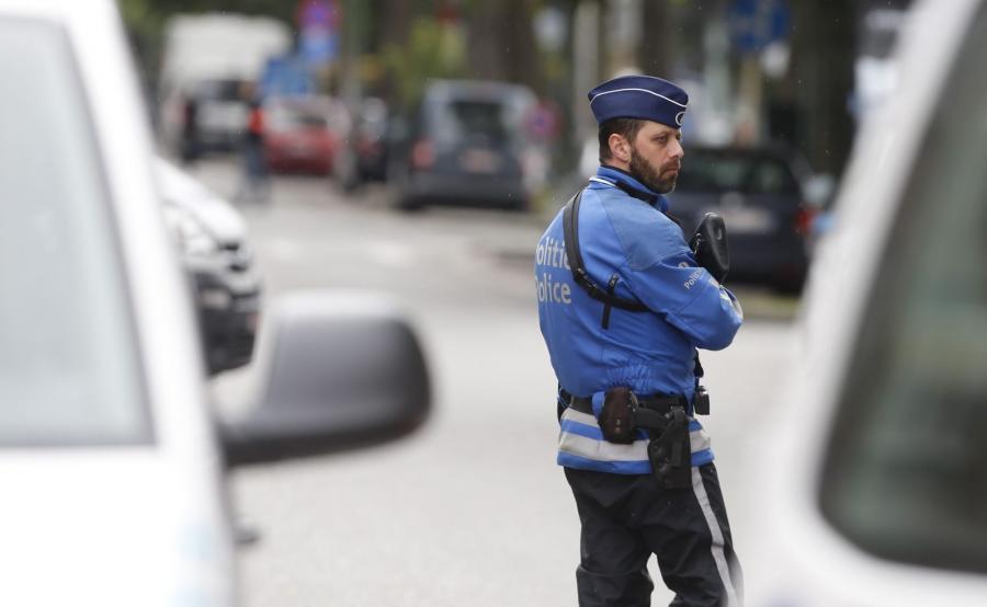 Akcja antyterrorystyczna. Przeszukano kilkadziesiąt domów i kilkaset garaży w całej Belgii