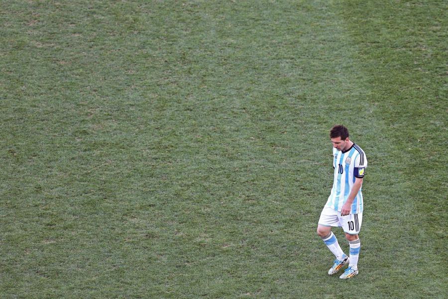 Lionel Messi zakończył reprezentacyjną karierę