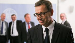 Kandydat na prezes IPN dr Jarosław Szarek