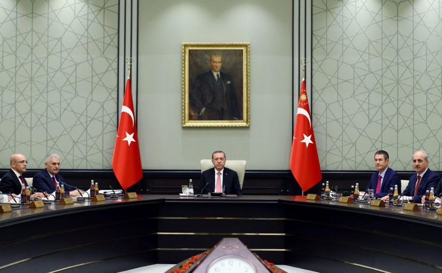 Prezyden Turcji Recep Tayyip Erdogan