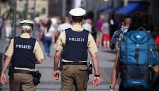 Policja w Monachium