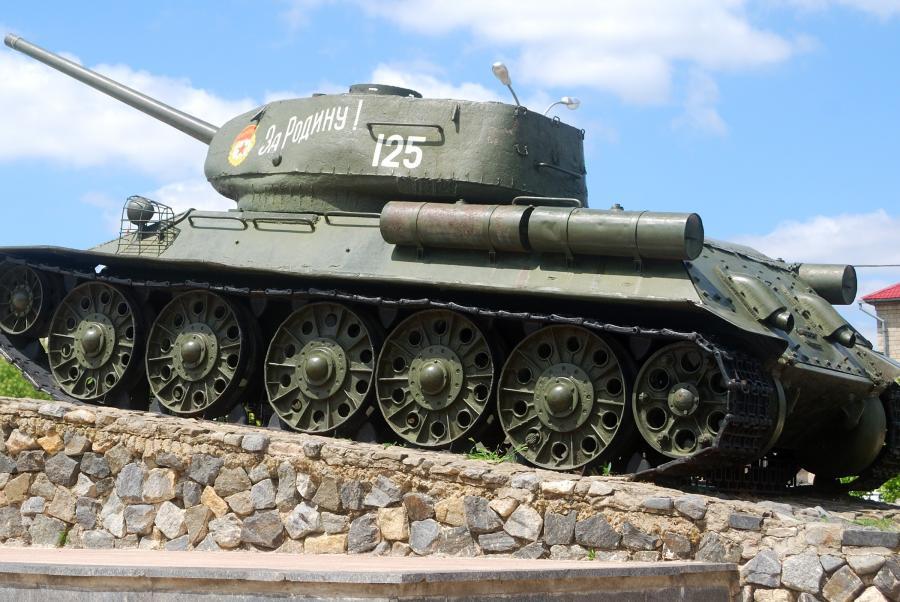 Pomnik w Tyraspolu