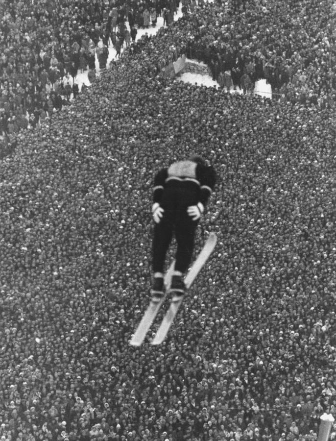 Zawody FIS 1962  / fot. Roman Serafin