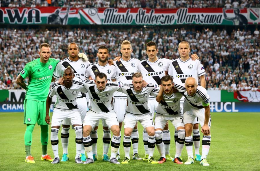 LIGA MISTRZÓW. LEGIA WARSZAWA - DUNDALK FC