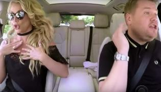 Britney Spears w Carpool Karaoke