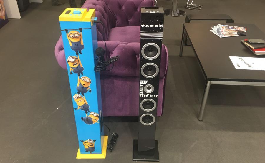 Głośniki dla dzieci