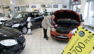 Dopłacą ci do nowego samochodu?