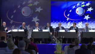 Panel energetyczny w czasie Forum Ekonomicznego w Krynicy