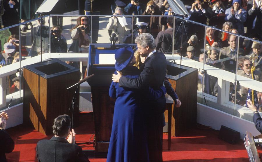 Inauguracja prezydentury Billa Clintona