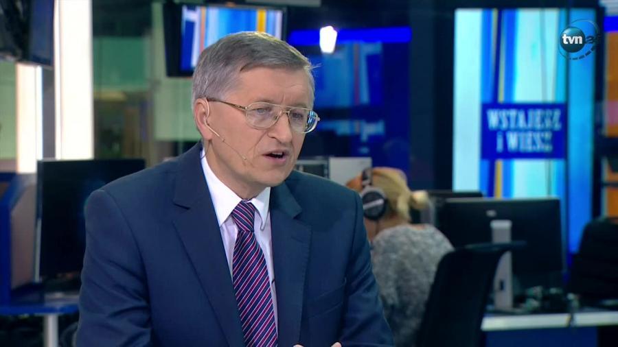 Stanisław Trociuk, zastępca RPO
