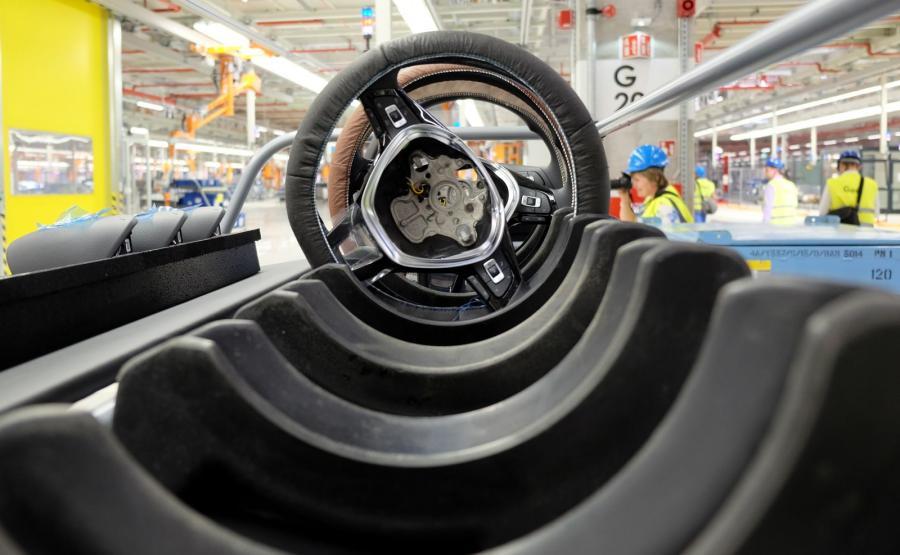 Września - fabryka VW Craftera