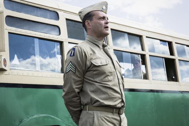 """Kadr z filmu """"Przełęcz ocalonych"""", reżyseria Mel Gibson, premiera: 4 listopada"""
