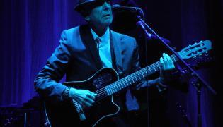 Leonard Cohen /fot. Route66